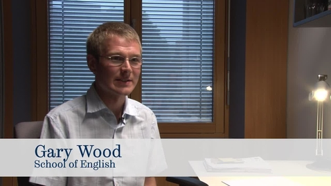 Thumbnail for entry Case Study: Gary Wood on Google Sites