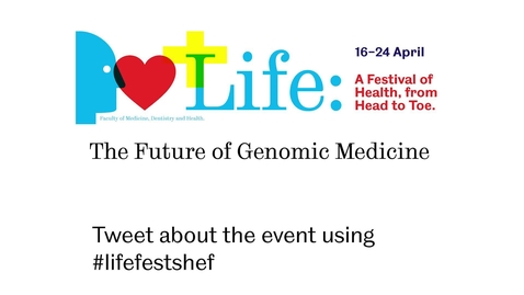 Thumbnail for entry The Future of Genomic Medicine