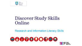 Thumbnail for entry 4.2 Research and Information Literacy Skills - Screencast