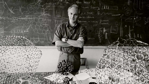 Thumbnail for entry Buckyball Science - Sir Harry Kroto and the Buckyball
