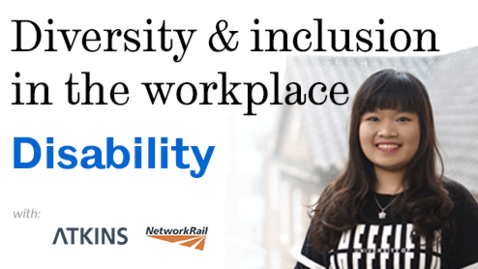 Thumbnail for entry Diversity and inclusion in the workplace: Disability