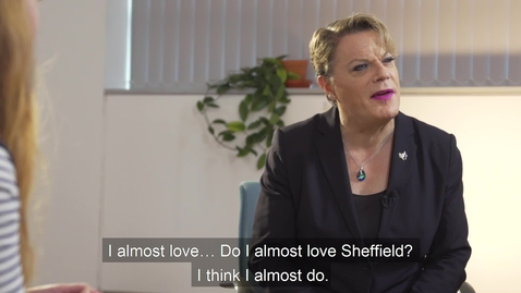 Thumbnail for entry Eddie Izzard in conversation