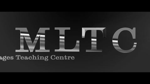 Thumbnail for entry MLTC Introduction