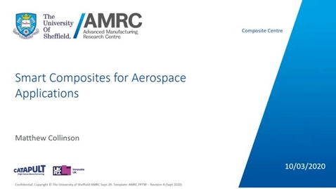 Thumbnail for entry Smart composite wing research