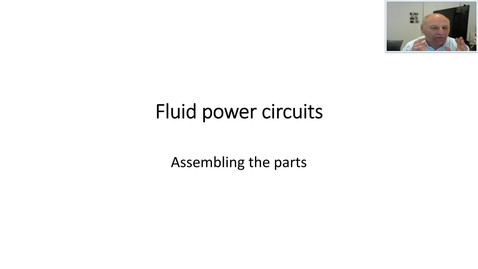 Thumbnail for entry Hydraulic and Pneumatic circuits