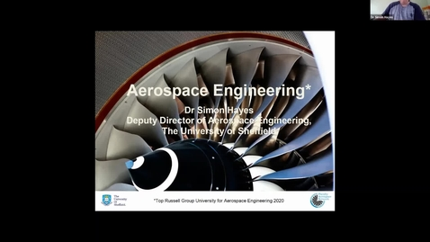 Thumbnail for entry Aerospace Engineering PGT - 2020 entry