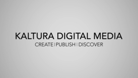 Thumbnail for entry Kaltura Digital Media at The University of Sheffield