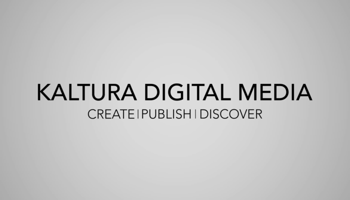 Discover the new Kaltura Digital Media Hub