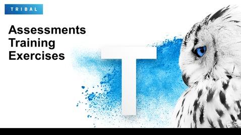 Thumbnail for entry ASM Assessment Technical Training (18 Oct 18)