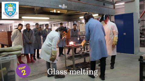 Thumbnail for entry Materials Practicals SUBTITLES
