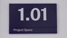 Thumbnail for entry Project Space Introduction