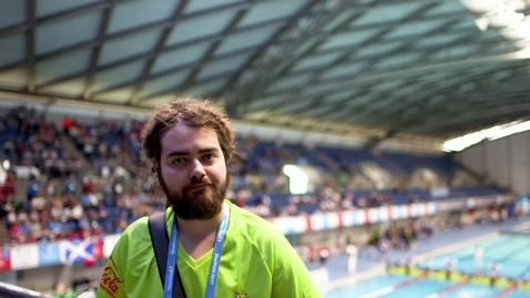 Thumbnail for entry Journalism work placements: Special Olympics