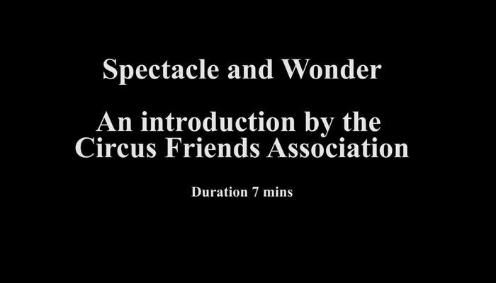 Members of the Circus Friends Association talk about circus