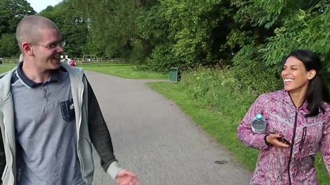 Thumbnail for entry Jogging with Jody