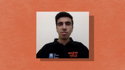 Thumbnail for entry Kishan - Studying Biomedical Science