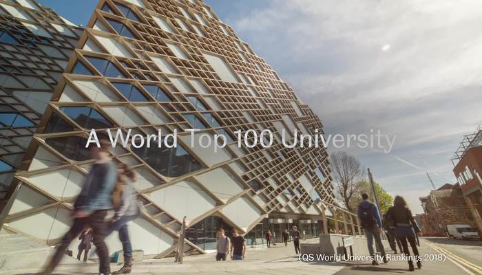 University of Sheffield Student Experience
