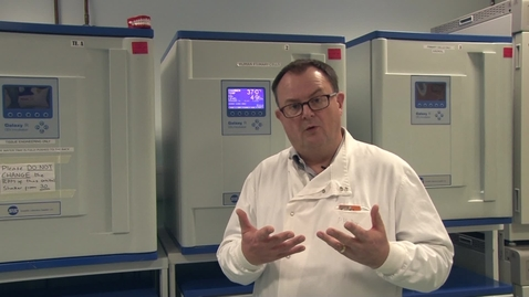 Thumbnail for entry Tissue Engineering with Professor Paul Hatton