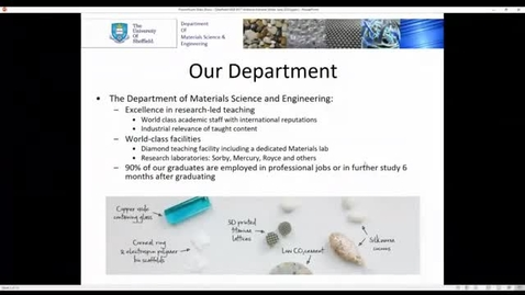 Thumbnail for entry Materials Science & Engineering PGT