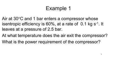 Thumbnail for entry 12d Second law examples: Compressor and Nozzle