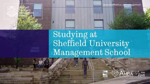 Thumbnail for entry Management School |Undergraduate Open Day talk