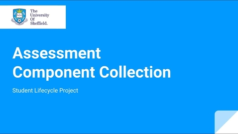 Thumbnail for entry ASM Component Collection Walkthrough