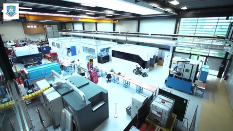 Thumbnail for entry Year in Industry - Bioengineering - Design &  Prototyping Centre AMRC