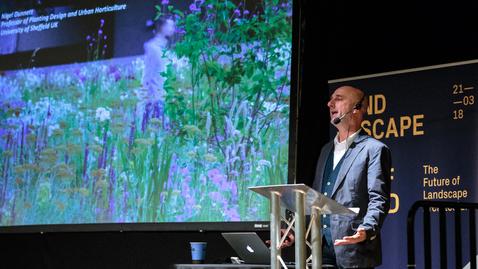 Thumbnail for entry Landscape50: Nigel Dunnett