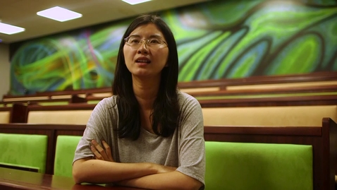 Thumbnail for entry Student story: Weishan Shi, MSc Statistics with Medical Applications