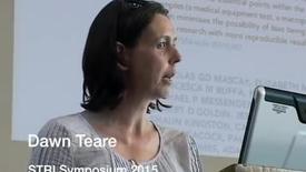 Thumbnail for entry Dawn Teare - STRI symposium 2015