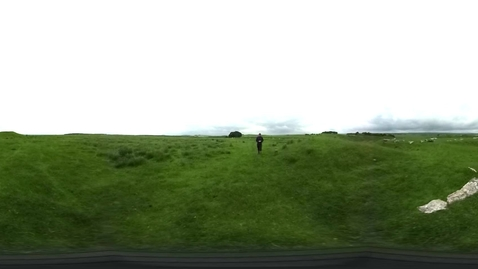 Thumbnail for entry Arbor Low guided tour in 360 with Dr Bob Johnston