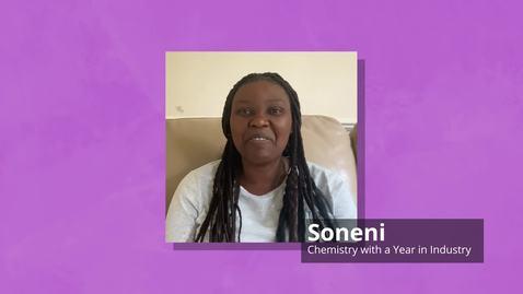 Thumbnail for entry Soneni - Studying Chemistry