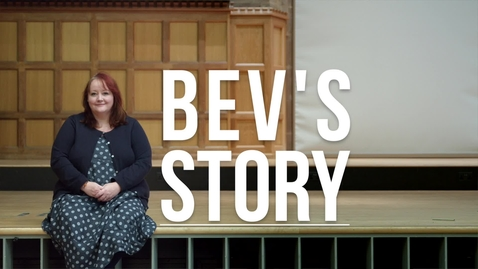 Thumbnail for entry Thinking differently, naturally – Bev's story