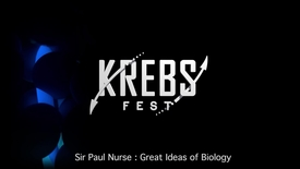 Thumbnail for entry Great Ideas of Biology by Sir Paul Nurse