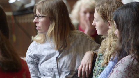 Thumbnail for entry What do our students think of the Forum Theatre Experience ?