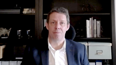 Thumbnail for entry Vice Chancellor's message to students - March 2021