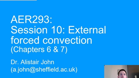 Thumbnail for entry Session 10_External_Forced_Convection_2020