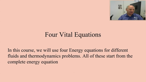 Thumbnail for entry 9b Four equations from one