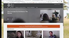 Thumbnail for entry New - MediaSpace V2UI Overview February 2019