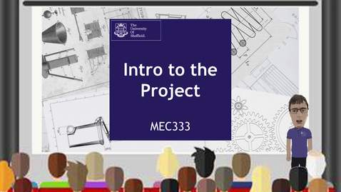 Thumbnail for entry Intro to MEC333 Project