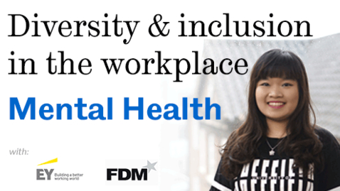 Thumbnail for entry Diversity and inclusion in the workplace: Mental Health