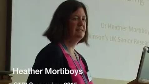 Thumbnail for entry Heather Mortiboys - STRI symposium 2015
