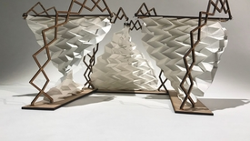 Thumbnail for entry Studio MAKE 2017 (7) Folding Space by Philippos Michael & Sofia Maraki