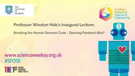 Thumbnail for entry Breaking the Human Genome Code - Opening Pandora's Box?