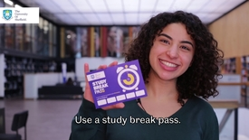 Thumbnail for entry Study Break Pass video with captions