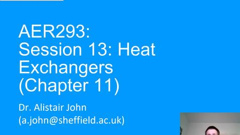 Thumbnail for entry Session 13_Heat_Exchangers_2020