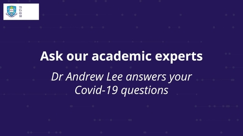 Thumbnail for entry Ask our academic experts