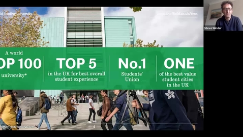 Thumbnail for entry Postgraduate study in Biomedical Science