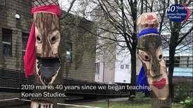 Thumbnail for entry Celebrating 40 years of Korean Studies
