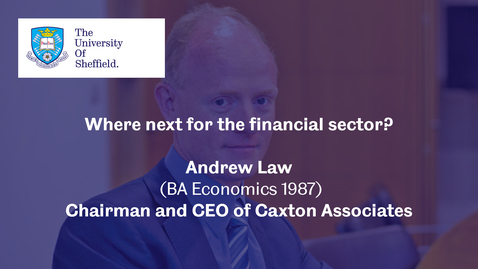 Thumbnail for entry The Boardroom - Andrew Law