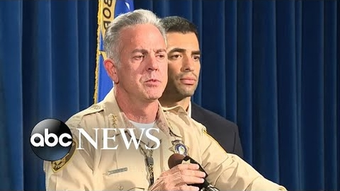Thumbnail for entry More than 20 dead, 100 injured after Las Vegas shooting: Intro writing workshop